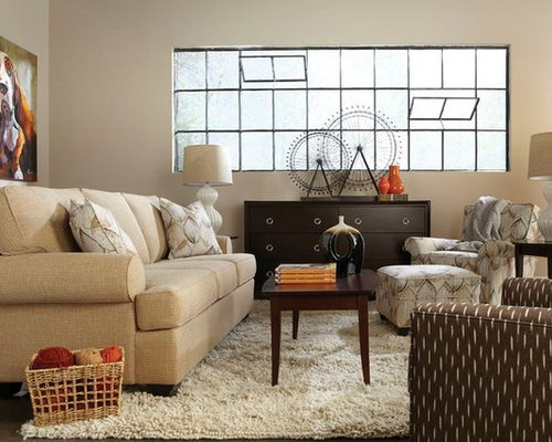 Genial Rowe Furniture Cabin Sofa   Sofas