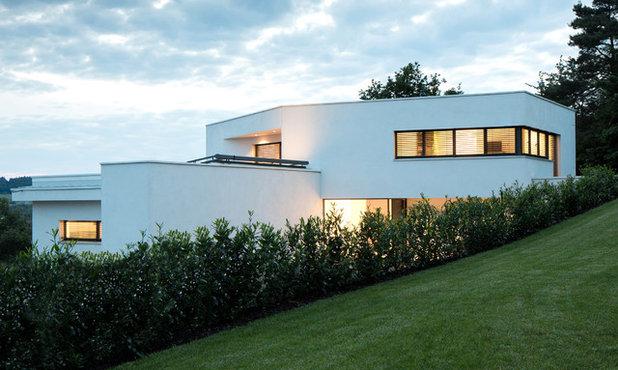 Minimalistisch Häuser by Philipp Architekten - Anna Philipp