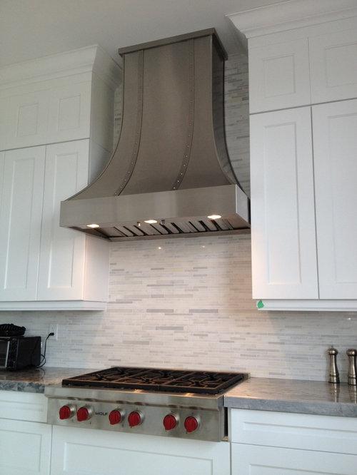 Decorative Oven Hoods ~ Custom range hoods