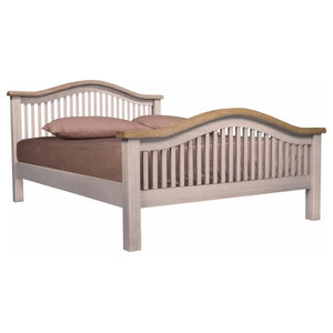Sunhill Bed, Curved, Super King