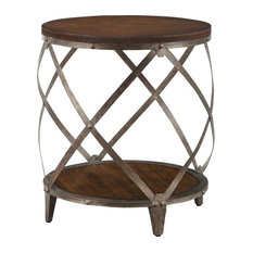 Coaster Furniture   Coaster Accent Table, Brown   Side Tables And End Tables