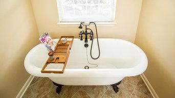 Comfortable and Elegant Master Bath