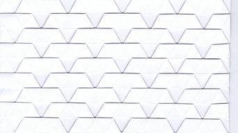 Revêtement mural Blanc