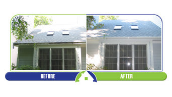 Gutter covers installation