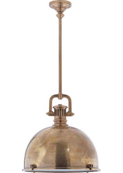 Industrial Pendant Lighting by Circa Lighting