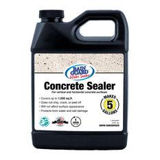 RainGuard Concrete Sealer, Natural Transparent, Concentrate - Makes 5 Gallons