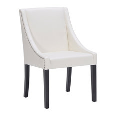 Lucille Dining Chair, Ivory