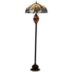 Victorian Floor Lamps by CHLOE Lighting, Inc.