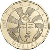 Royal Canadian Mint unveils new 'loonie'