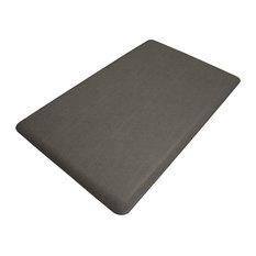 Multi-Purpose Grasscloth Comfort Mat, Charcoal