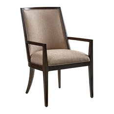 Ellipsis Upholstered Arm Chair