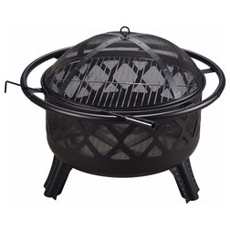 Transitional Fire Pits by Teamson UK Ltd