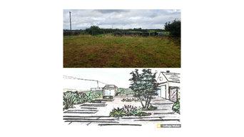 Country Farmhouse Garden Coleraine