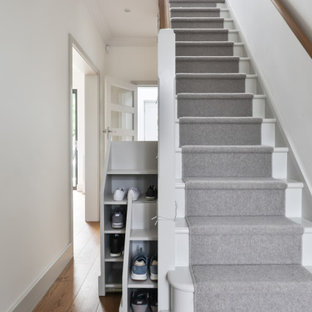 Inspiration for a classic staircase in Oxfordshire.