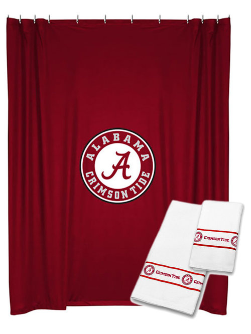 NCAA Alabama Crimson Tide Bedding And Room Decorations