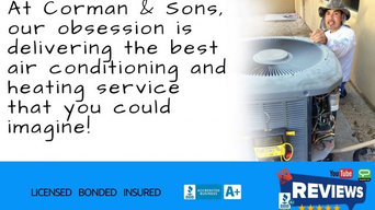 Corman and Sons Air Conditioning & Heating