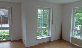 Schimmel in vermieteter Eigentumswohnung. Außenwandkehle. Schadensursache wurde