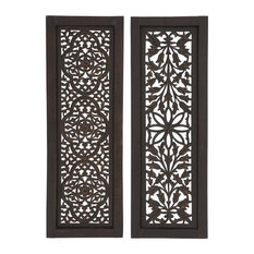Brimfield & May - Garian 2-Piece Wall Panel Set - Wall Accents