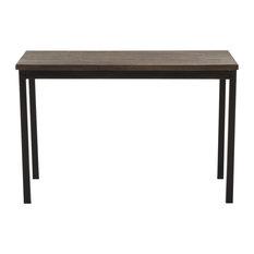 Americano Dining Table [Gray/Black]