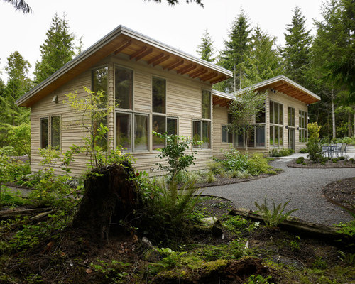 Pacific northwest landscape design houzz for Pacific northwest homes