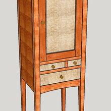 """""""Jelly cupboard"""" wardrobe"""