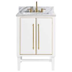 Transitional Bathroom Vanities And Sink Consoles by Avanity Corporation