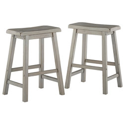 Farmhouse Bar Stools And Counter Stools by Inspire Q