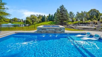 Custom Pool - Powell, Ohio