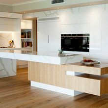 Contemporary style clean lines