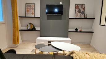 RENOVATION studio marseille 6ème arrondissement