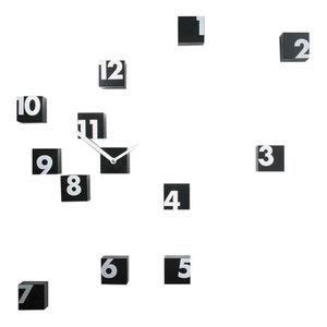 RND Time Wall Clock, Black