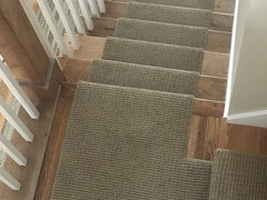 When We Built Our Home, I Was Determined To Have A Sisal Stair Runner. Our  Carpet Salesman Told Me That I Would Be Unhappy With The Choice.