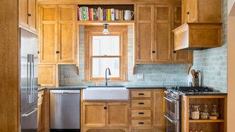 Aldrich kitchen remodel