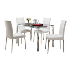Contemporary Dining Room Sets For Less   Houzz
