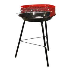 Kingfisher Basic Charcoal Barbecue