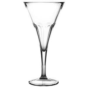 Lead Crystal Martini Glasses, Set of 6