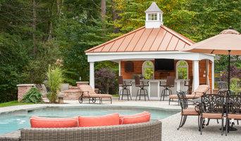 McRoberts Avalon Pool House