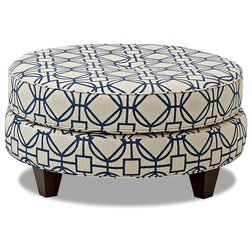 Modern Footstools And Ottomans by Klaussner Furniture