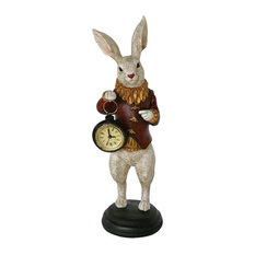 Great Finds Rabbit With  Pocket Watch