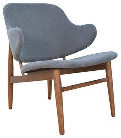 Romi Italian Cotton Lounge Chair · More Info