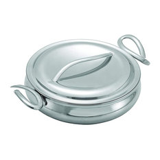 """Cookserv With Lid Collection, 12"""" Saute Pan"""
