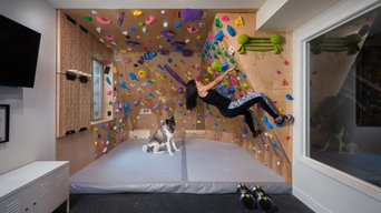 Basement for an Active Family