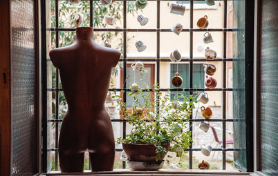 My Houzz: In Italy, a Kind of Design Poetry Amid Books and Mannequins