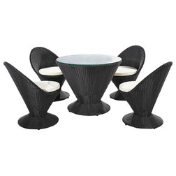 Tropical Outdoor Dining Sets by CEETS