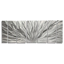 Contemporary Metal Wall Art by Jon Allen Fine Metal Art