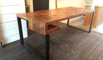 Rustic reclaimed Tables