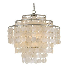 Crystorama Brielle - Four Light Chandelier