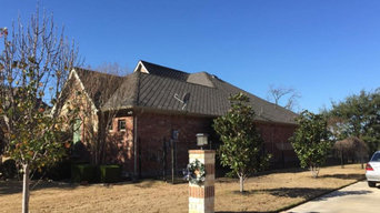 Roof Replacement in Rockwall, TX
