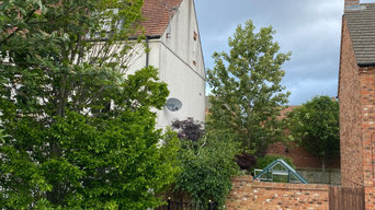 Gable End of House in Bristol