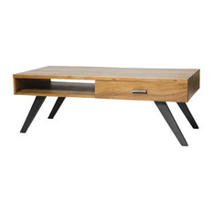 Augusta Industrial Coffee Table